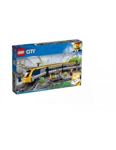 LEGO CITY Pociąg pasażerski...