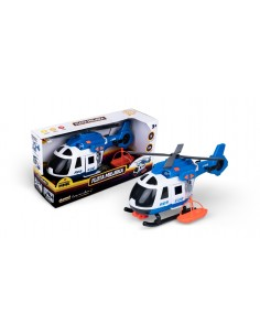 FLOTA MIEJSKA Helikopter...