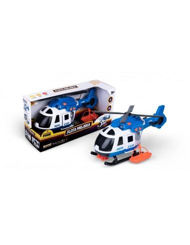 FLOTA MIEJSKA Helikopter ratunkowy 63931
