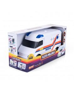 FLOTA MIEJSKA Ambulans 66981