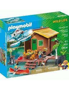 PLAYMOBIL Urlop w domku nad...