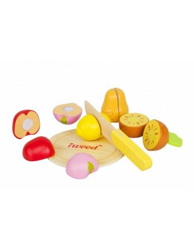 owoce przydatne do montażu