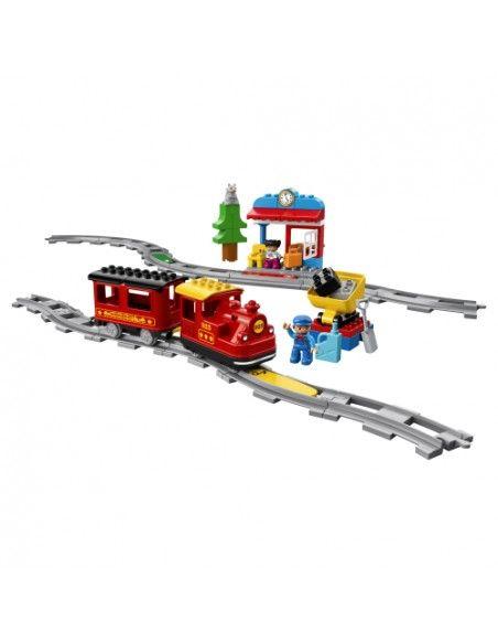 LEGO DUPLO - POCIĄG PAROWY, 10874