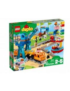 LEGO DUPLO - POCIĄG TOWAROWY, 10875